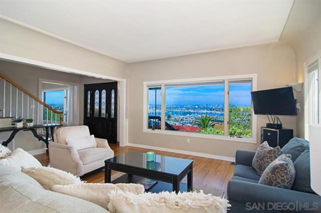 662 Rosecrans Street, San Diego, CA 92106 (#190032120) :: Coldwell Banker Residential Brokerage