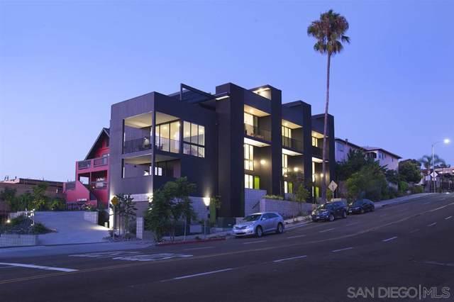 586 W Laurel St, San Diego, CA 92101 (#190036849) :: SunLux Real Estate