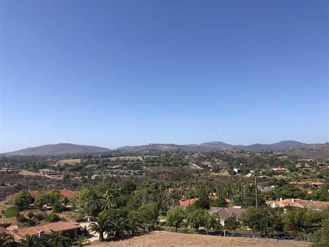 Lot 4 Via Ascenso #4, Rancho Santa Fe, CA 92067 (#190039730) :: Compass