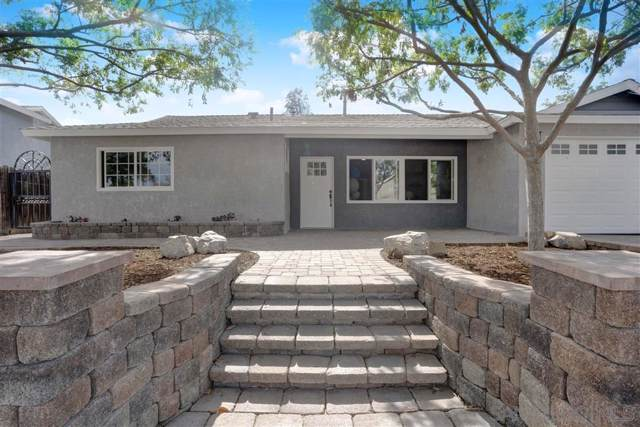 9814 Settle Rd, Santee, CA 92071 (#190042217) :: Whissel Realty