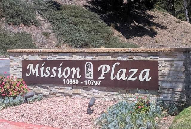 10737 San Diego Mission Rd #309, San Diego, CA 92108 (#190043326) :: Keller Williams - Triolo Realty Group