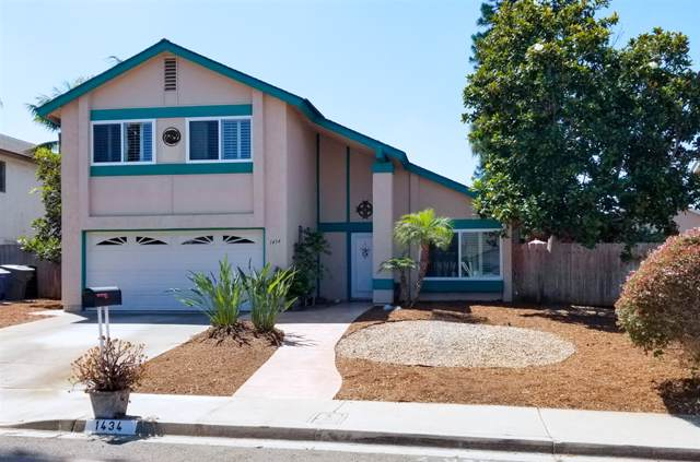 1434 Kings Cross, Encinitas, CA 92007 (#190045213) :: Neuman & Neuman Real Estate Inc.