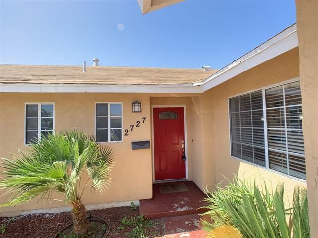 2727 Elrose Dr., San Diego, CA 92154 (#190045349) :: Neuman & Neuman Real Estate Inc.