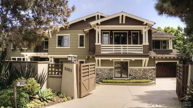 8083 La Jolla Scenic Dr North, La Jolla, CA 92037 (#190049887) :: Whissel Realty