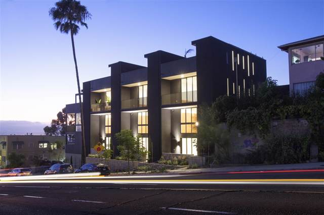 590 W Laurel St, San Diego, CA 92101 (#190053400) :: SunLux Real Estate