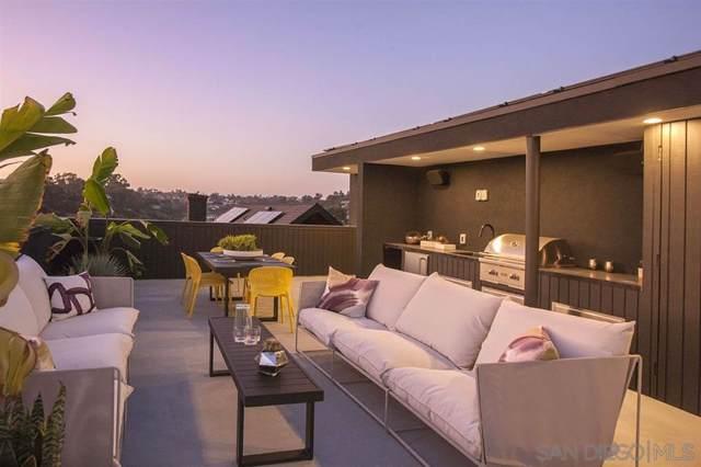 586 W Laurel St, San Diego, CA 92101 (#190053415) :: SunLux Real Estate