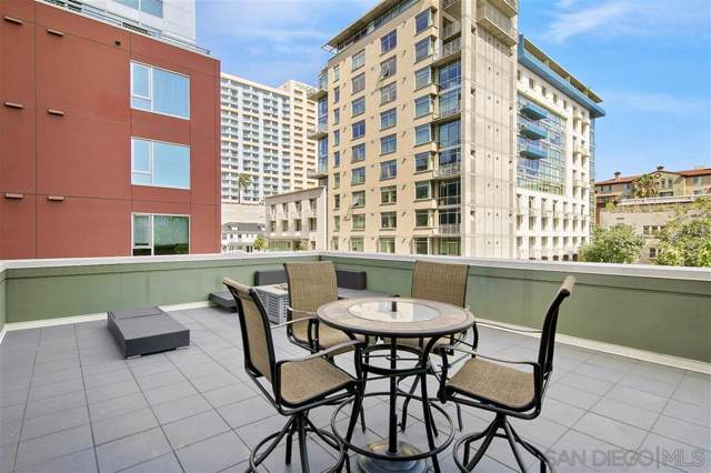 300 W Beech #308, San Diego, CA 92101 (#190055310) :: The Yarbrough Group