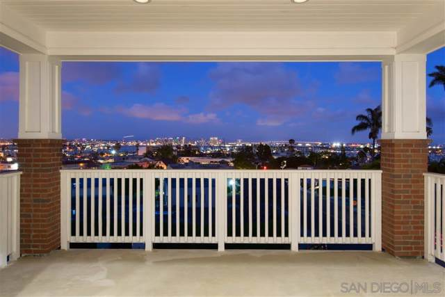 1006 Evergreen, San Diego, CA 92106 (#190055672) :: Dannecker & Associates