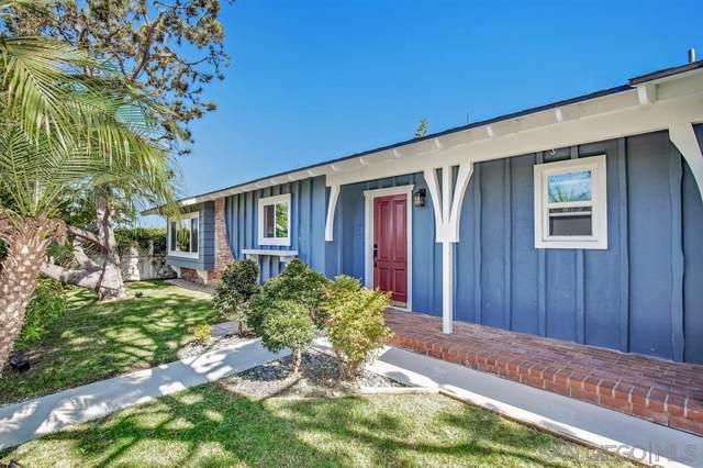 2691 Palomino Circle, La Jolla, CA 92037 (#190056538) :: Whissel Realty