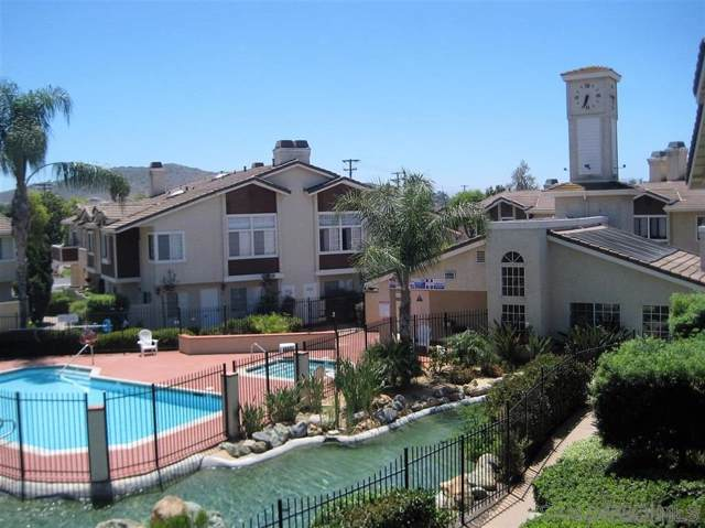 10190 Palm Glen Dr #61, Santee, CA 92071 (#190060511) :: Pugh | Tomasi & Associates