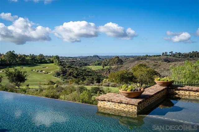 18668 Via Catania, Rancho Santa Fe, CA 92091 (#190065023) :: San Diego Area Homes for Sale