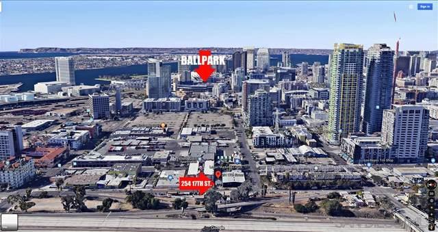 254 17th St, San Diego, CA 92101 (#200001939) :: Dannecker & Associates
