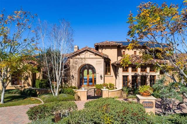 18366 Calle Stellina, Rancho Santa Fe, CA 92091 (#200002092) :: Keller Williams - Triolo Realty Group