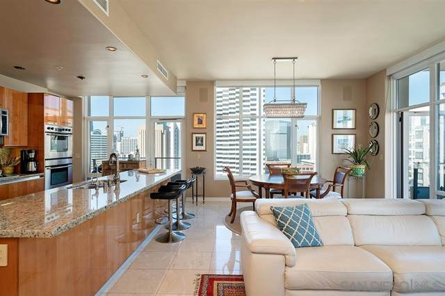 550 Front Street #1704, San Diego, CA 92101 (#200004557) :: Keller Williams - Triolo Realty Group