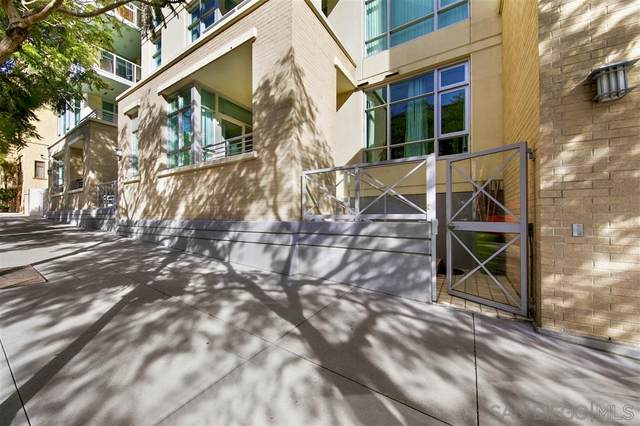 850 Beech #315, San Diego, CA 92101 (#200005322) :: Keller Williams - Triolo Realty Group
