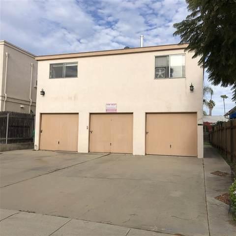 208 B, Coronado, CA 92118 (#200012030) :: Whissel Realty