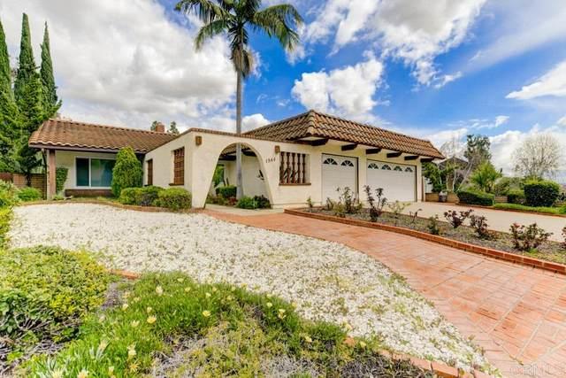 1544 Wyatt Place, El Cajon, CA 92020 (#200012114) :: Keller Williams - Triolo Realty Group