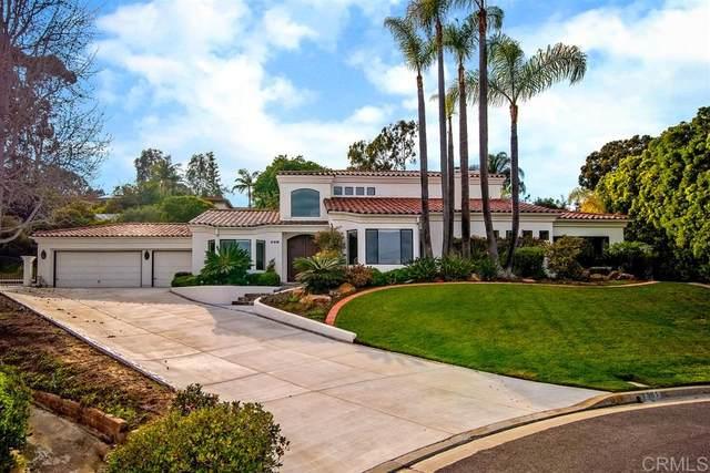 901 Summer Holly Lane, Olivenhain, CA 92024 (#200012548) :: Neuman & Neuman Real Estate Inc.