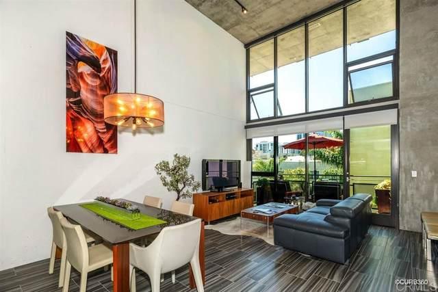 1780 Kettner Blvd #512, San Diego, CA 92101 (#200013213) :: Pugh-Thompson & Associates