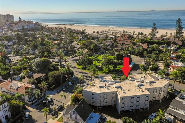 1155 Star Park Circle 2C, Coronado, CA 92118 (#200013619) :: The Stein Group