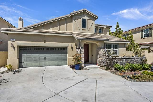 866 Hailey Ct, San Marcos, CA 92078 (#200014405) :: Keller Williams - Triolo Realty Group
