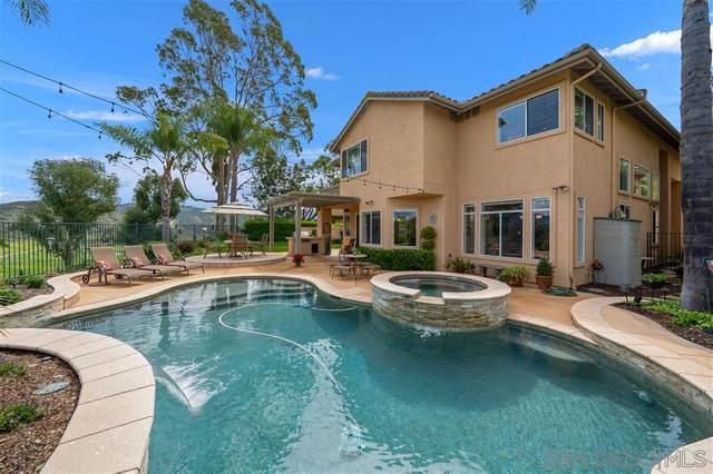 3650 Via Calabria, Escondido, CA 92025 (#200014452) :: Neuman & Neuman Real Estate Inc.