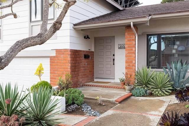 5444 Barkla Street, San Diego, CA 92122 (#200014722) :: Compass