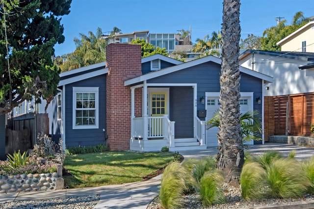 808 Forward Street, La Jolla, CA 92037 (#200014863) :: Whissel Realty