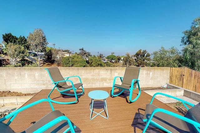 3502 Wisteria, San Diego, CA 92106 (#200014991) :: Keller Williams - Triolo Realty Group