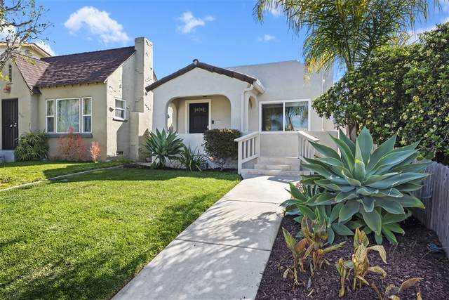 4365 Felton St, San Diego, CA 92104 (#200015437) :: The Yarbrough Group
