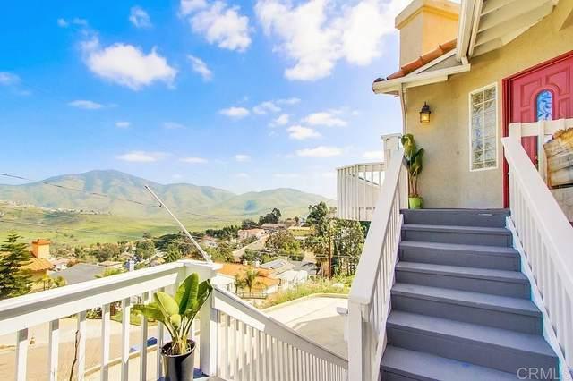 1526 Cuyamaca Avenue, Spring Valley, CA 91977 (#200015913) :: Keller Williams - Triolo Realty Group