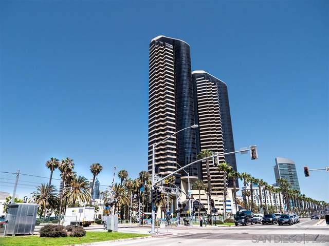 100 Harbor Drive #3305, San Diego, CA 92101 (#200018399) :: Keller Williams - Triolo Realty Group