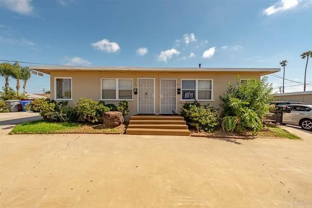 1168-70 14th, Imperial Beach, CA 91932 (#200021855) :: Neuman & Neuman Real Estate Inc.
