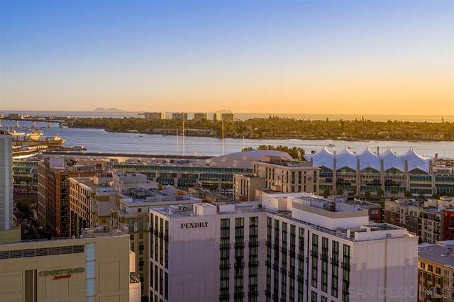 575 6th Ave #1904, San Diego, CA 92101 (#200022328) :: Compass