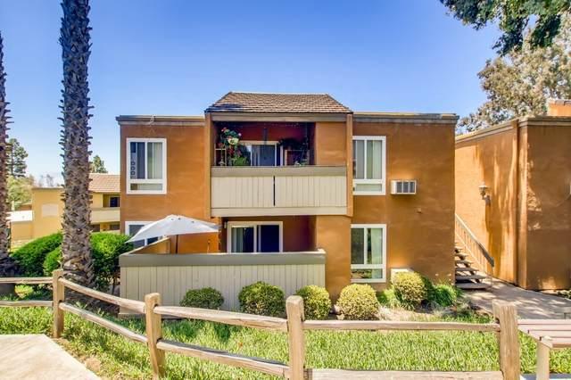 7757 Margerum Ave #147, San Diego, CA 92120 (#200024288) :: Neuman & Neuman Real Estate Inc.