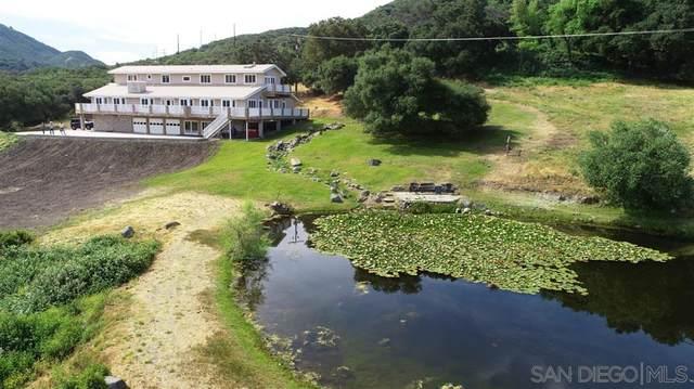 25570 Highway 79, Santa Ysabel, CA 92070 (#200026560) :: SD Luxe Group