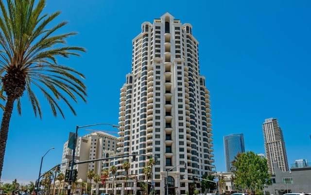 700 W Harbor Dr. #301, San Diego, CA 92101 (#200026621) :: SunLux Real Estate