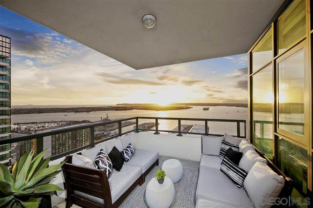 1205 Pacific Hwy #3406, San Diego, CA 92101 (#200027281) :: Compass