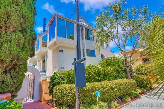 3568 Front St F, San Diego, CA 92103 (#200029101) :: Dannecker & Associates