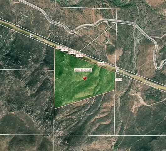 0 Highway 94  Parcel#12 #12, Dulzura, CA 91917 (#200034900) :: Neuman & Neuman Real Estate Inc.