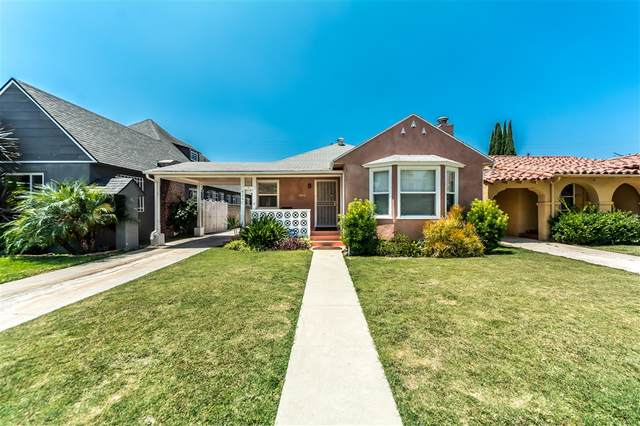 4247 11th Ave, Los Angeles, CA 90008 (#200034992) :: Whissel Realty