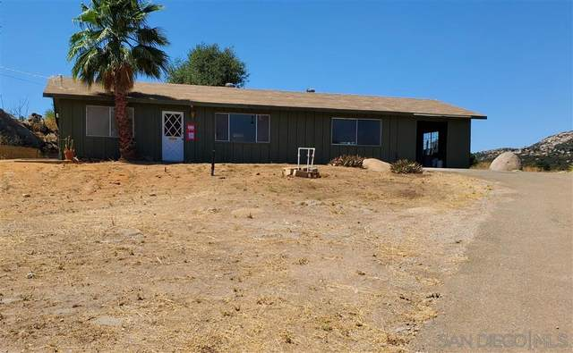 14343 Mussey Grade Rd, Ramona, CA 92065 (#200035522) :: Whissel Realty