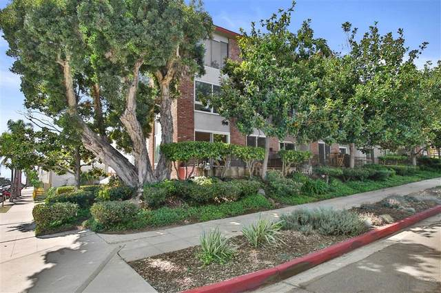540 Hawthorn St 1A, San Diego, CA 92101 (#200036255) :: Whissel Realty