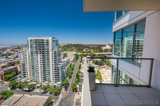 1441 9th Avenue #2203, San Diego, CA 92101 (#200036899) :: SunLux Real Estate