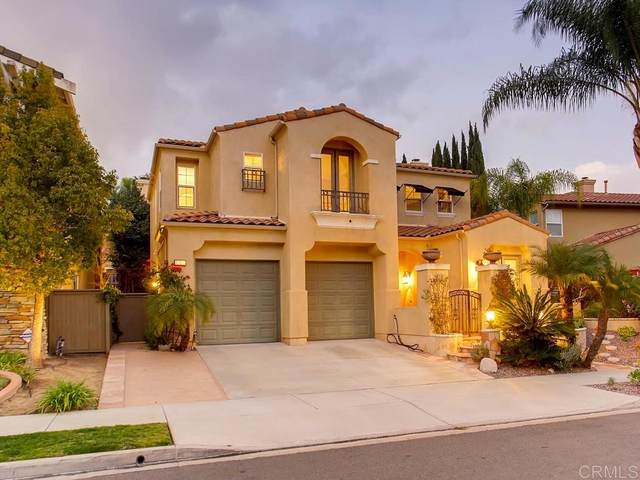 7638 Heatherly Ln, San Diego, CA 92130 (#200037292) :: Compass