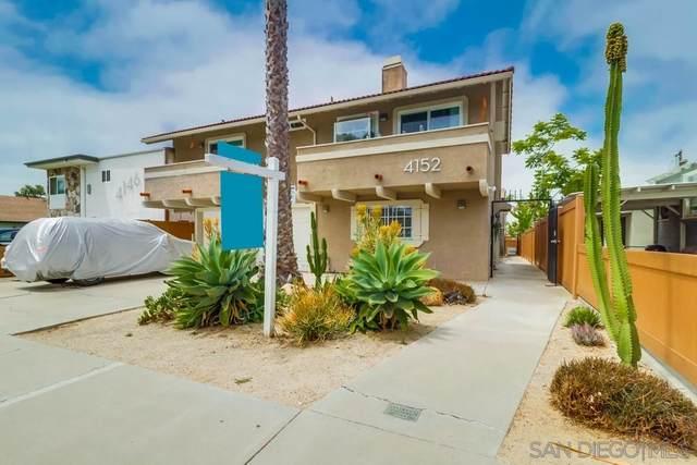 4152 Oregon St. #7, San Diego, CA 92104 (#200037293) :: Neuman & Neuman Real Estate Inc.