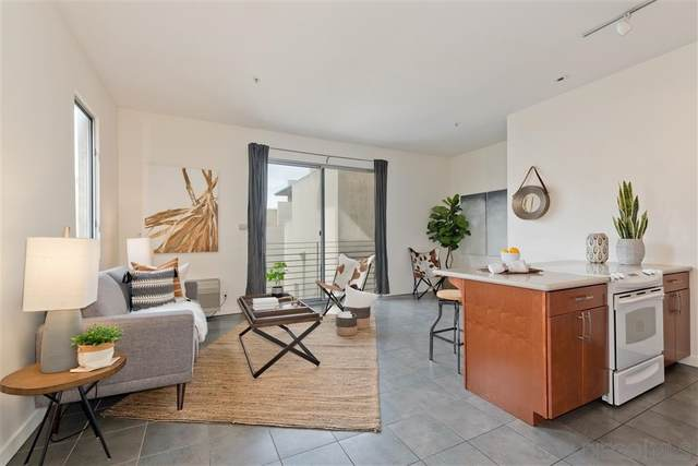 988 G St #32, San Diego, CA 92101 (#200037373) :: Whissel Realty