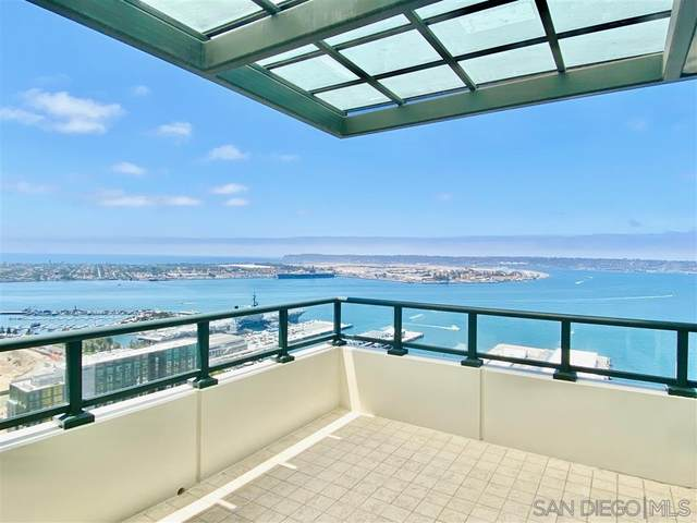 1205 Pacific Hwy #3903, San Diego, CA 92101 (#200039785) :: Neuman & Neuman Real Estate Inc.