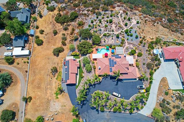 891 Rushings Trace, Alpine, CA 91901 (#200040522) :: Neuman & Neuman Real Estate Inc.