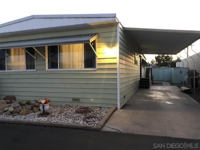 501 Anita St. #193, Chula Vista, CA 91911 (#200040960) :: SunLux Real Estate